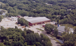 Arial View Structural Wood Corporation